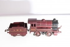 Picture Gallery for Hornby O E120 0-4-0 Loco and Tender