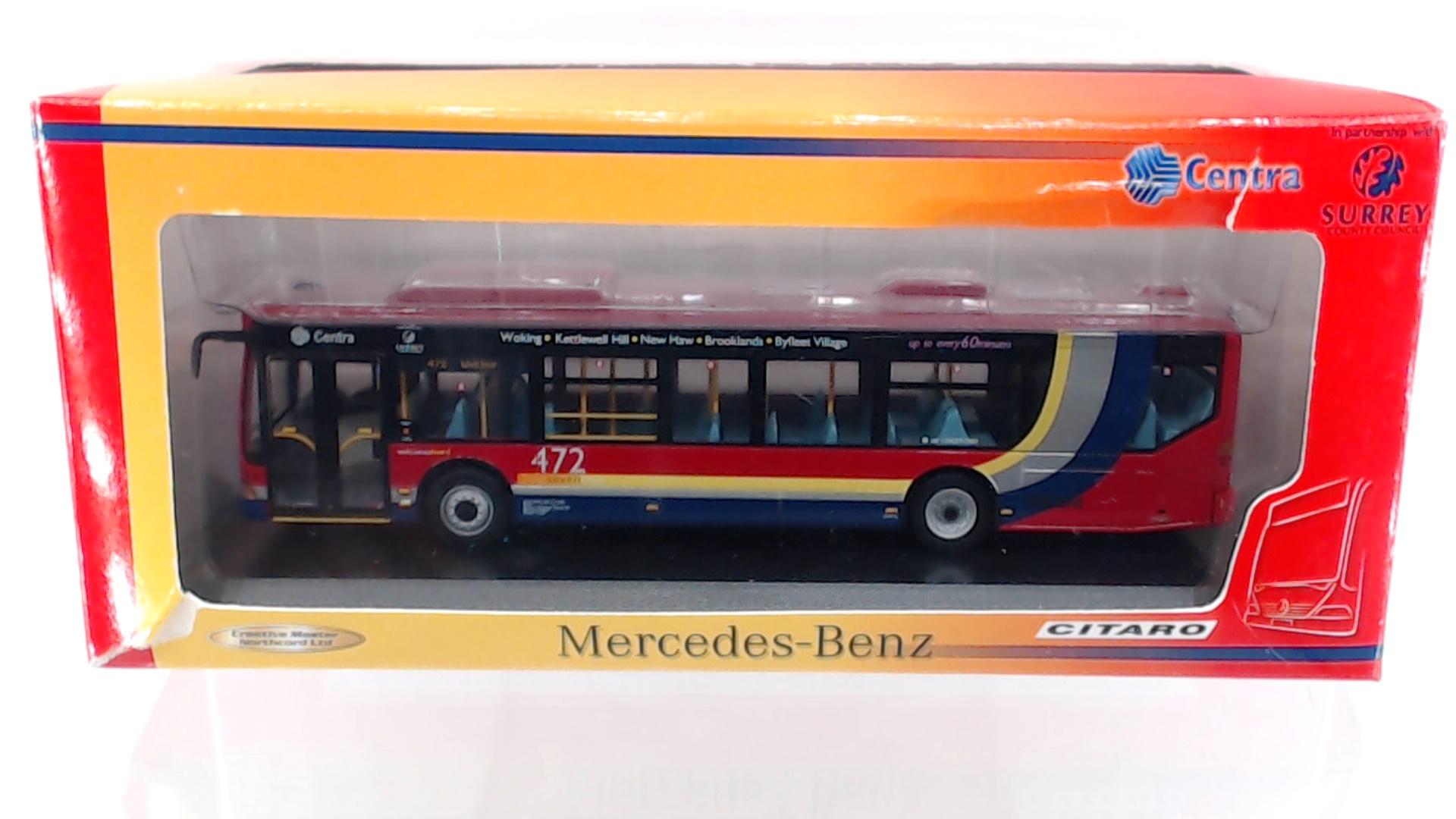 Picture Gallery for Creative Master UKBUS5005 Mercedes Benz Citaro