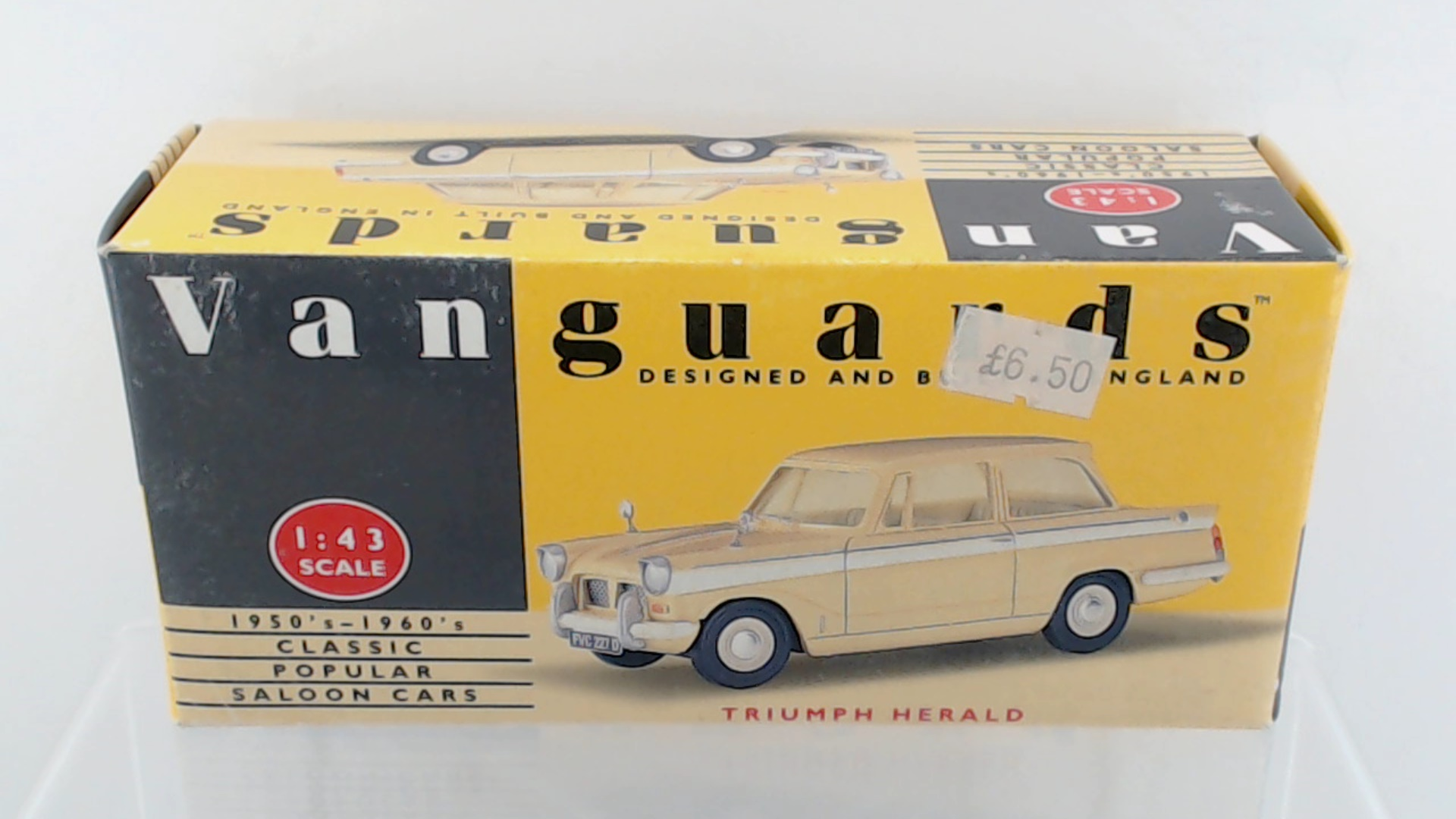 Vanguards VA5002, Triumph Herald - Buy, Sell, Review & Free Price ...