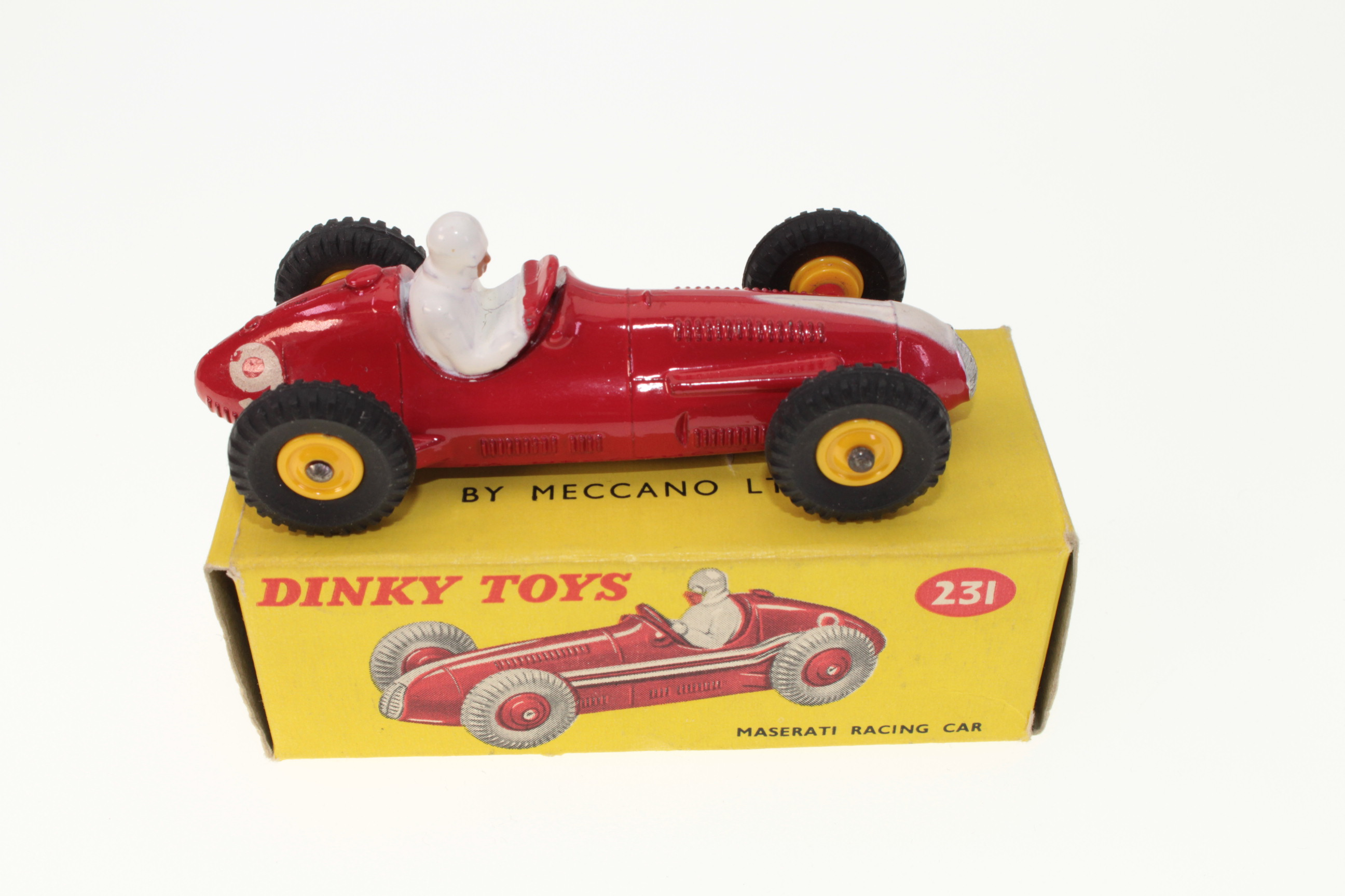 Dinky 231, Maserati Racing car - Buy, Sell, Review & Free Price ...