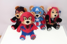 Picture Gallery for Build a Bear 9998 Mini Bears Bulk Lot