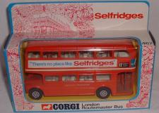 Picture Gallery for Corgi 467 Routemaster Bus
