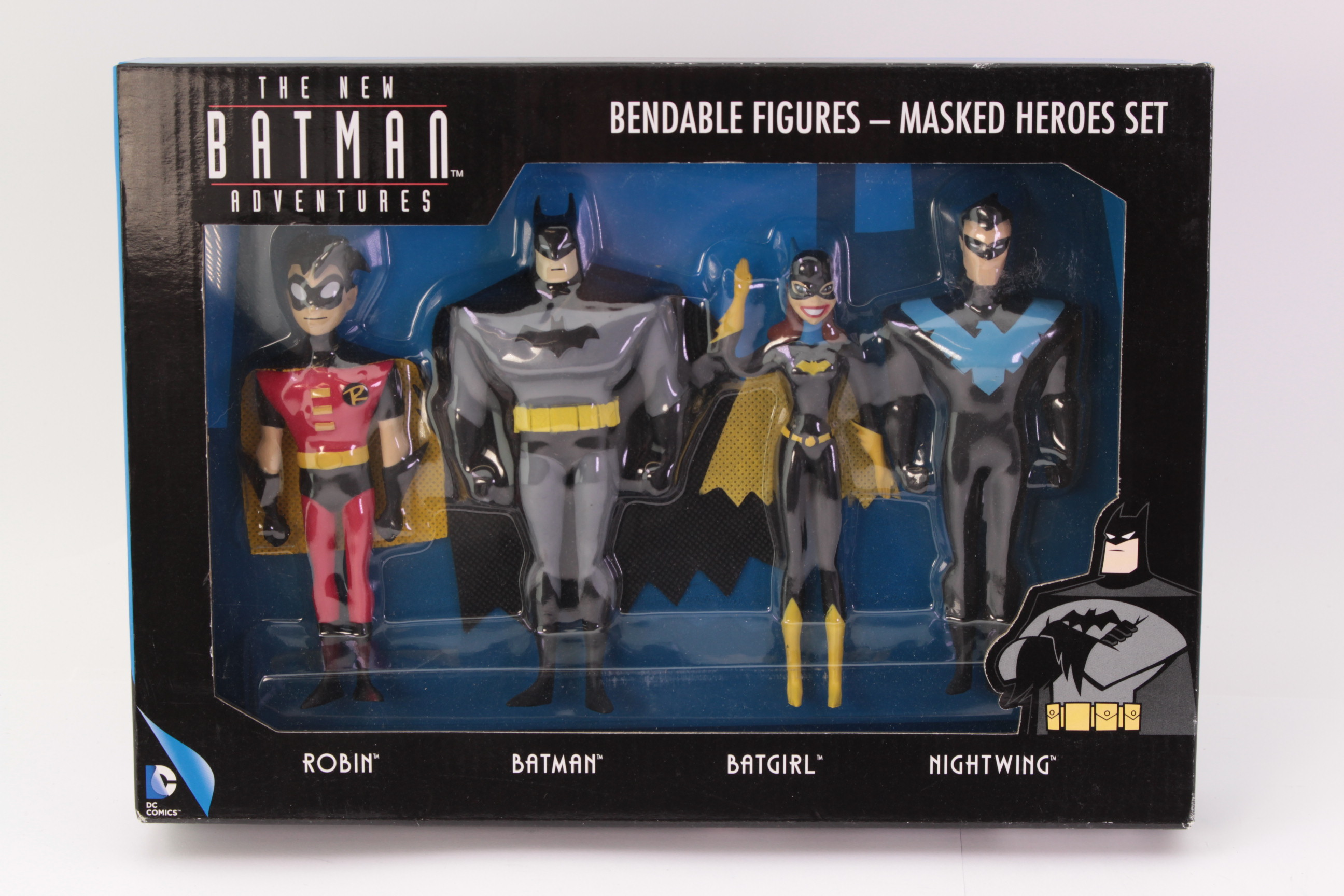 Picture Gallery for NJ Croce DC3956 Bendable Heroes Set
