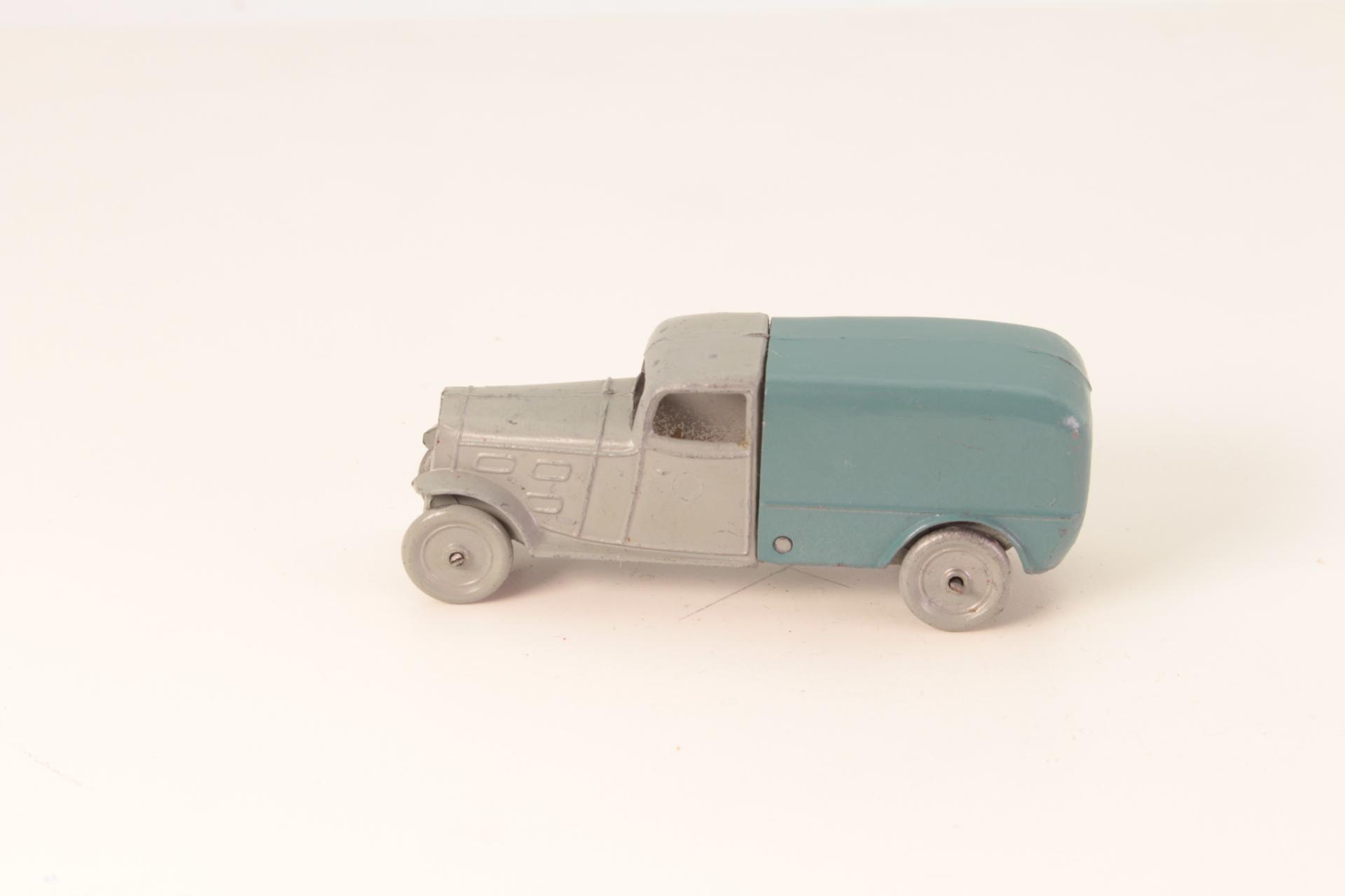 Picture Gallery for Autajon  Roustan 04C Delivery Van