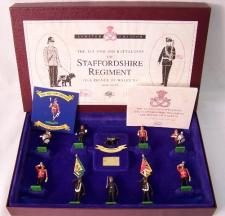 Picture Gallery for Britains Soldiers 5194 The Staffordshire Regiment