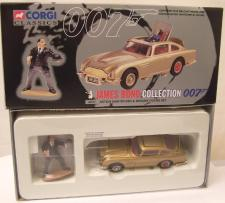 Picture Gallery for Corgi 04201 Aston Martin DB5