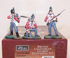 Picture Gallery for Britains Soldiers 00150 Coldstream Guards Defending Set