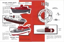 Picture Gallery for Meccano Triang  3324 Tug Boat