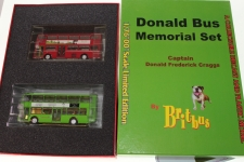 Donald Craggs Memorial Bus Set