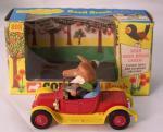 Basil Brush Car