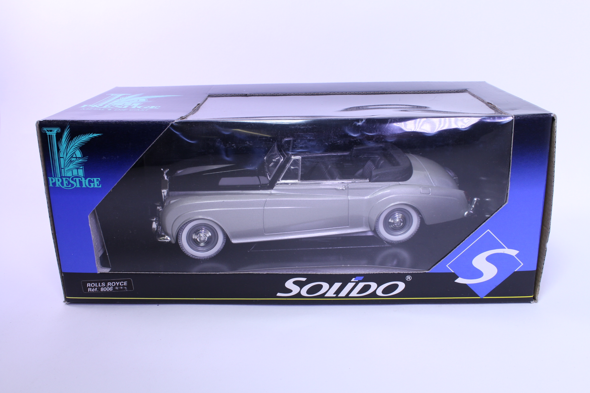 Picture Gallery for Solido 8006 Rolls Royce