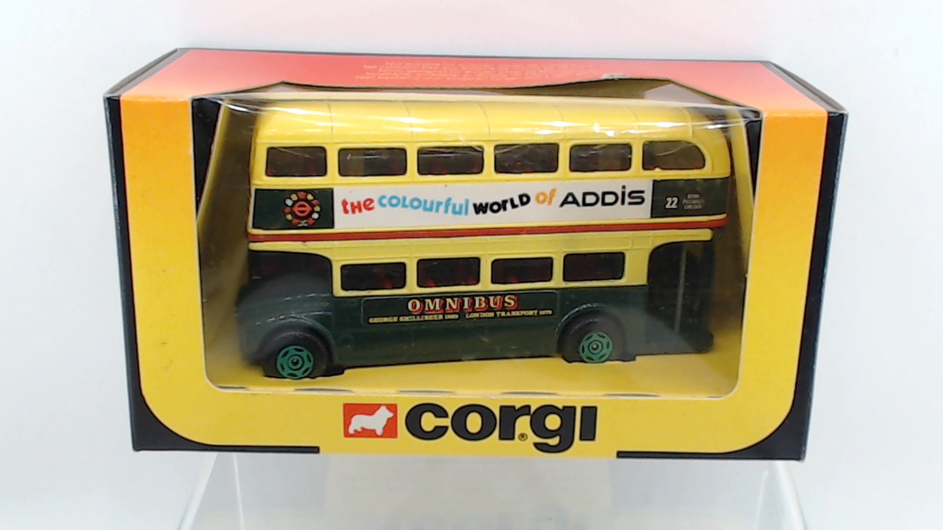 Picture Gallery for Corgi 482 Double Deck Bus