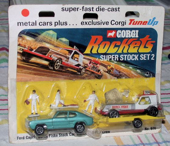 Picture Gallery for Corgi Rockets 976 Super Stock Set 2