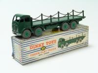 Foden Flat Truck with Chains
