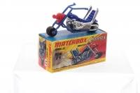 Matchbox #38d - Stingeroo - Metallic Pink