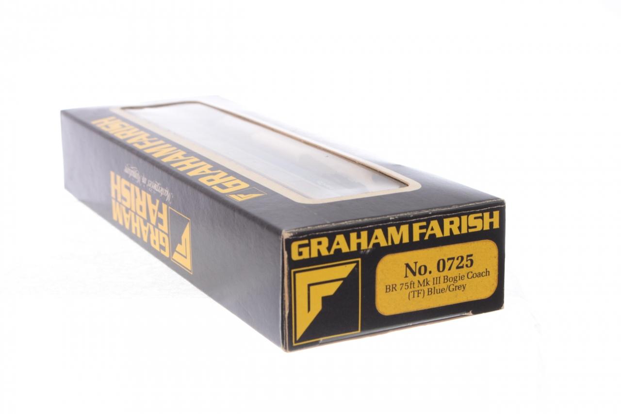 Picture Gallery for Graham Farish 0725 Bogie Coach Mk III