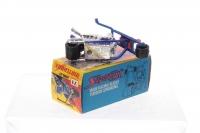 Matchbox #71d - Jumbo Jet motorbike - Blue