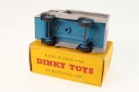 Dinky #490 - Electric Dairy Van (Express Dairy) - Grey/Blue