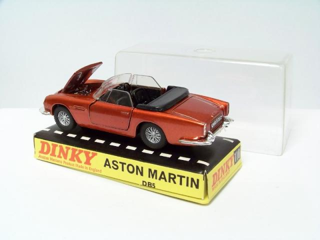 Dinky 110 Aston Martin Db5 Free Price Guide Review
