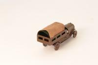 Autajon  Roustan #02M - Military Truck - Brown