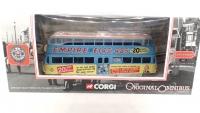 Picture Gallery for Corgi 43507 Blackpool Balloon Tram