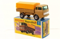 Picture Gallery for Matchbox 1e Mercedes Truck