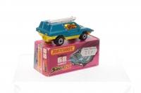 Matchbox #68d - Cosmobile - Metallic Light Blue