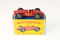 Picture Gallery for Matchbox 73b Ferrari F1