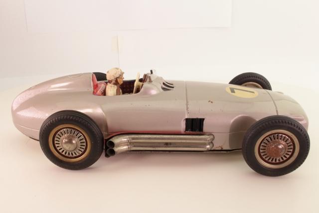 JNF #83 - Mercedes W196 - Silver