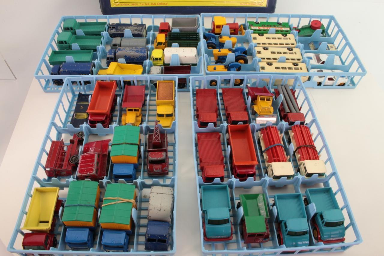 Matchbox # - Vintage Matchbox - Bulk Lot