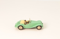Dinky #102 - MG Midget (Touring) - Green or Yellow