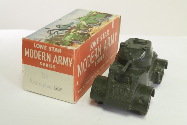 Picture Gallery for Lone Star 54 Armoured Car