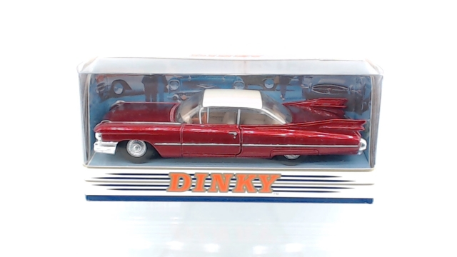Matchbox Dinky Dy7 1959 Cadillac Coupe De Ville Free Price Guide
