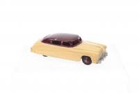 Dinky #171 - Hudson Commodore Sedan - Cream/Maroon