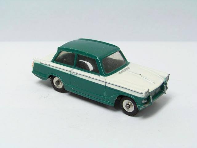 Picture Gallery for Dinky 189 Triumph Herald