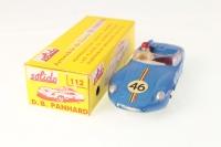 Solido #112 - DB Panhard - Blue