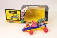 Dick Dastardly Racing car