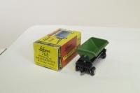 Schuco #768 - V Dump Trailer - Green