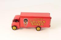 Dinky #919 - Guy Van (Golden Shred) - Red