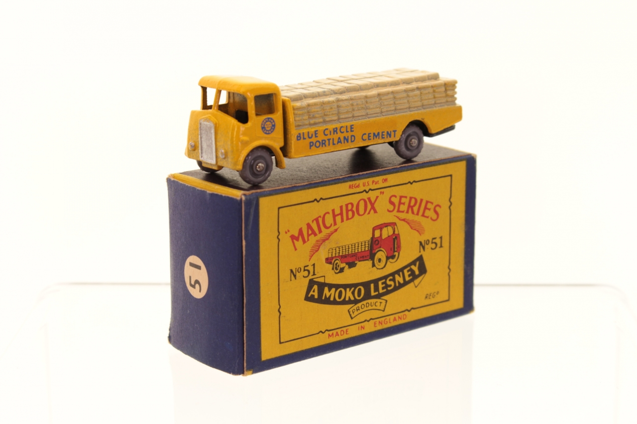 Picture Gallery for Matchbox 51a Albion Chieftain