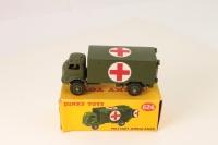 Dinky #626 - Military Ambulance - Green