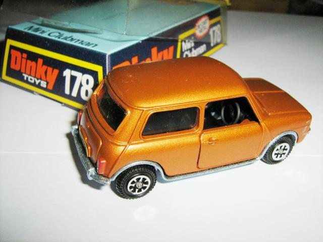 Dinky 178 Mini Clubman Free Price Guide Review