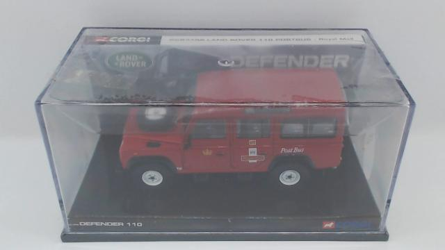 Picture Gallery for Corgi CC07708 Land Rover 110