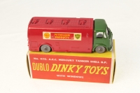 Picture Gallery for Dinky 070 AEC Mercury Tanker