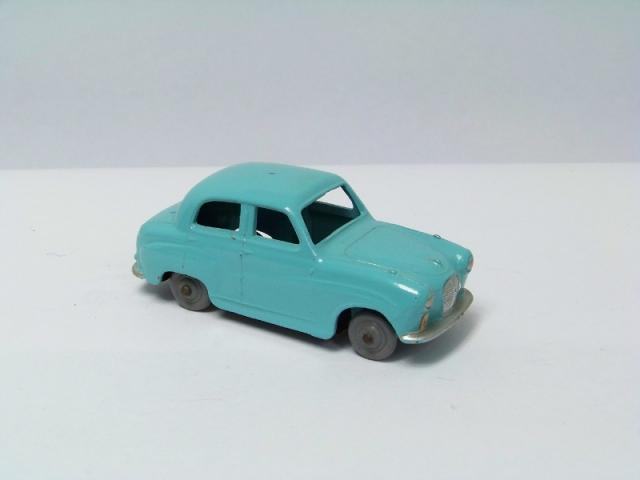 Dinky #160 Austin A30 Saloon tan Reproduction Box by DRRB