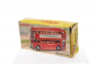 Dinky #289 - Routemaster Bus - Red (Schewppes)