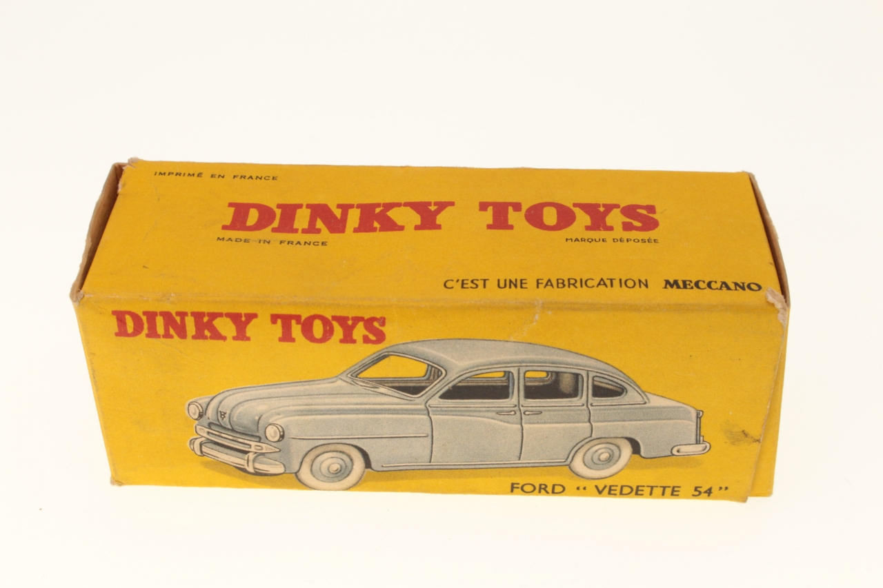 Dinky 24X, Ford Vedette - Buy, Sell, Review & Free Price Guide #2436