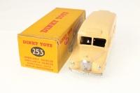 Dinky #253 - Daimler Ambulance - Cream