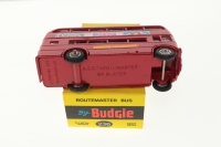 Budgie #236 - Routemaster Bus - Red - Stripe Box