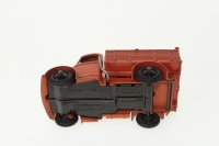 Dinky #25m - Bedford Tipper - Orange